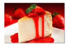 Cheesecake capsuni 54884