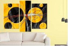 Tablouri living abstract 9515