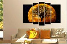 Copac si luna plina 6664